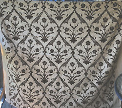 Angelica Trellis David And Ashely Hicks For Groundworks Upholstery Fabric 2004 3y
