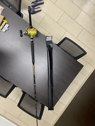 International V Penn Fishing Rod Used 1 Time. Part Numbers In The Description