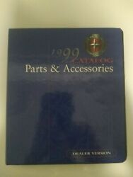 Collectable Schwinn 1999 Dealers Parts And Accessories Catalog