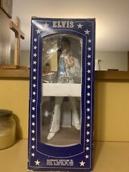 Elvis Presley 77 With Music Box Mccormick Rare. Bottle Unopened