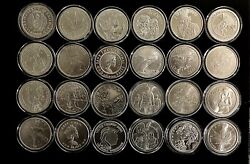 Silver Shield Collection Includes Some Proofs 24 Rounds Total