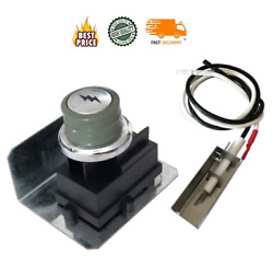 Weber 67726 Grill Igniter Kit Replacement Parts For Genesis 300 E/s-310 E/s-320