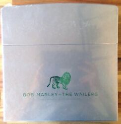 Bob Marley And The Wailers- Complete Island Recordings Vinyl 12xlp Box Set New