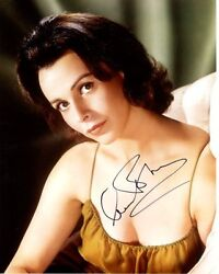 Claire Bloom Signed Autographed Photo