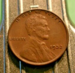 Higher Grade 1932-p Lincoln Wheat Cent 1c. 6917