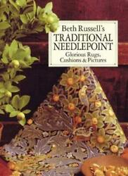Beth Russelland039s Traditional Needlepoint Glorious Rugs Cushions And Pictures By B