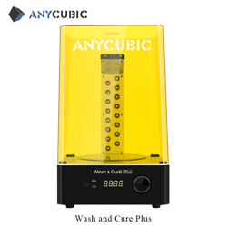 Anycubic 2in1 Wash And Cure Plus Larger 360anddeg For Sla Lcd 3d Printer 405nm Light
