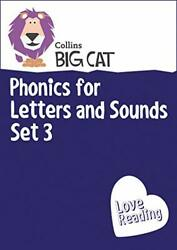 Phonics For Letters And Sounds Set 3 Collins Big Cat Sets By Cat New+-
