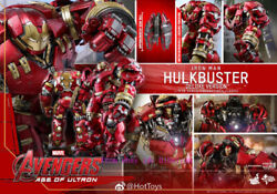 Hot Toys Andndash Mms510 - The Avengers:1/6th Scale Hulkbuster Deluxe Version Action