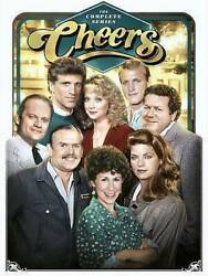 Cheers The Complete Series Dvd Boxed Set 11 Seasons 45 Discs New Free Shipping