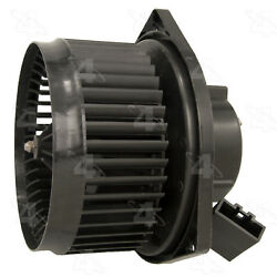 New Blower Motor With Wheel Four Seasons 75881