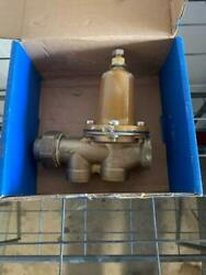 Watts Lf25aub-z3 Water Pressure Reducing Valve1 Inch. New..oct12