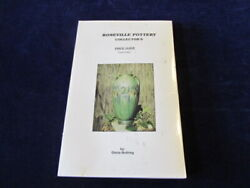 Roseville Pottery Collector's Price Guide 4th Ed- Gloria Mollring - Pb Book A50