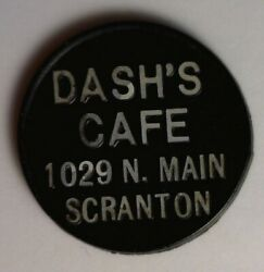 Unlisted Scranton Good For Token Dashand039s Cafe 1029 N. Main