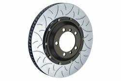 Brembo 2 Piece Discs Rear 380mm Slotted Type 3 991 Turbo Excluding Pccb 2014 +