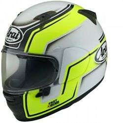 Casque Helm Casque Helmet Arai Profile-v Bend Yellow Ar3490by - Taille L