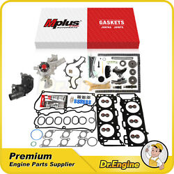 Head Gasket Set Timing Chain Kit Water Pump Thermostat Fit 05-10 Ford 4.0l