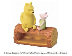 Cute And Convenient Desk Item Series Stationery Stand Classic Pooh F/s From Jp