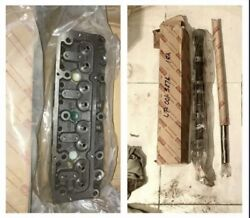 Toyota 5r Engine Cylinder Head + Camshaft New And Oem