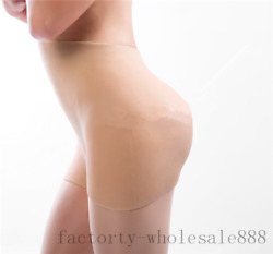 Full Silicone Pads Buttocks Hips Enhancer Body Shaper Pants Sexy Underwear