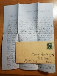 1860 Clipper Mills Strawberry Valley Yuba Watchman Sawmill Hudson Caine CA Cover $299.00