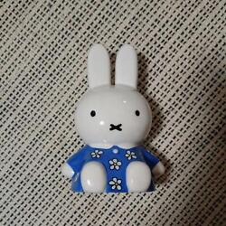 Miffy Exhibition 65th Anniversary Sold Out Three-dimensional Pottery Piggy Bank