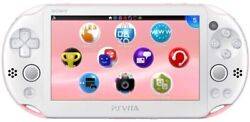 Playstation R Vita Wi-fi Model - Light Pink/white Discontinued By Manufacture