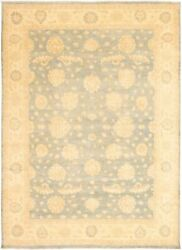 Hand-knotted Carpet 9and03911 X 13and0399 Traditional Vintage Wool Rug