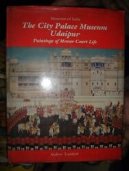 India - The City Place Museum Udaipur Paintings Of Mewar Court Life Pages 170