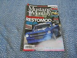 Mustang Monthly Magazine Dec 2011 Restomod Salvage Yard Mustang '12 Roush Rs3