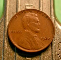 Better 1932-p Lincoln Wheat Cent 1c.  7044