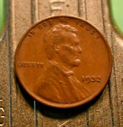 Better 1932-p Lincoln Wheat Cent 1c.  7042