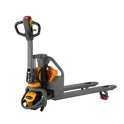 Apollolift Full Electric Lithium Pallet Jack With Battery 3300lbs Cap. 48 X27