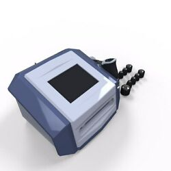 Eswt 10 Bar Pneumatic Shock Wave Physiotherapy Body Massage Pain Release Machine