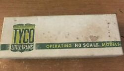 Vintage Tyco Little Trains Empty Box Ho Scale Models