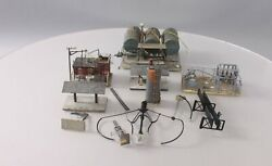 Ho Scale Assorted Layout Scenery [6]