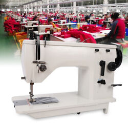 Universal Industrial Strength Sewing Machine Head Denim Cotton +walking Foot Usa