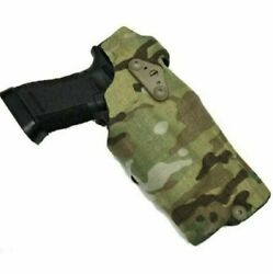 Safariland 6354do Tactical Holster Right Hand Multicam Glock 17 22 31 With Light