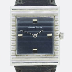Jaeger Le Coultre Watch - Unisex Stainless Steel Manual Wristwatch