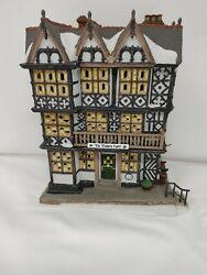 Dept 56 Dickens Village The Timbers Hotel No. 56-58742