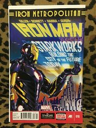 Iron Man - Marvel Now - 12 Issues 018-028, Annual 001 - 2014 - F+ Lot 2