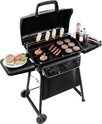 Char-broil Stainless Steel Classic 3-burner Liquid Propane Gas Bbq Grill