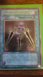 Yugioh Cards Swords Of Concealing Light Ultra Parallel Rare Foil And Holo