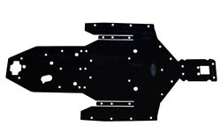 Open Trail Uhmw Full Skid Plate For Can-am Maverick Max 14-15