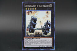 Digvorzhak King Of Heavy Industry 2012 Yugioh Championship Prize Ycsw-en005