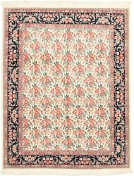 Hand-knotted Carpet 8and0392 X 10and0395 Traditional Vintage Wool Rug...discounted