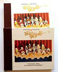 Limited Folio Animation The Art Of Friz Freleng Volume 1 With Sericels 2147