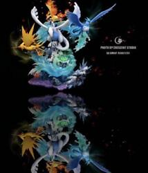 Rare Phantom Pokemon Lugia Bomb Garage Kit Pokemon Figure Near Mint From Japan