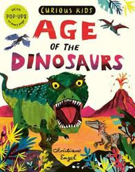 Curious Kids Age Of The Dinosaurs By Jonny Marx Hardcover Book Free Shipping