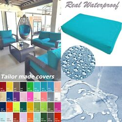 Tailor Made Coverpatio Bench Cushion Waterproof Outdoor Swing Sofa Daybed Dw10